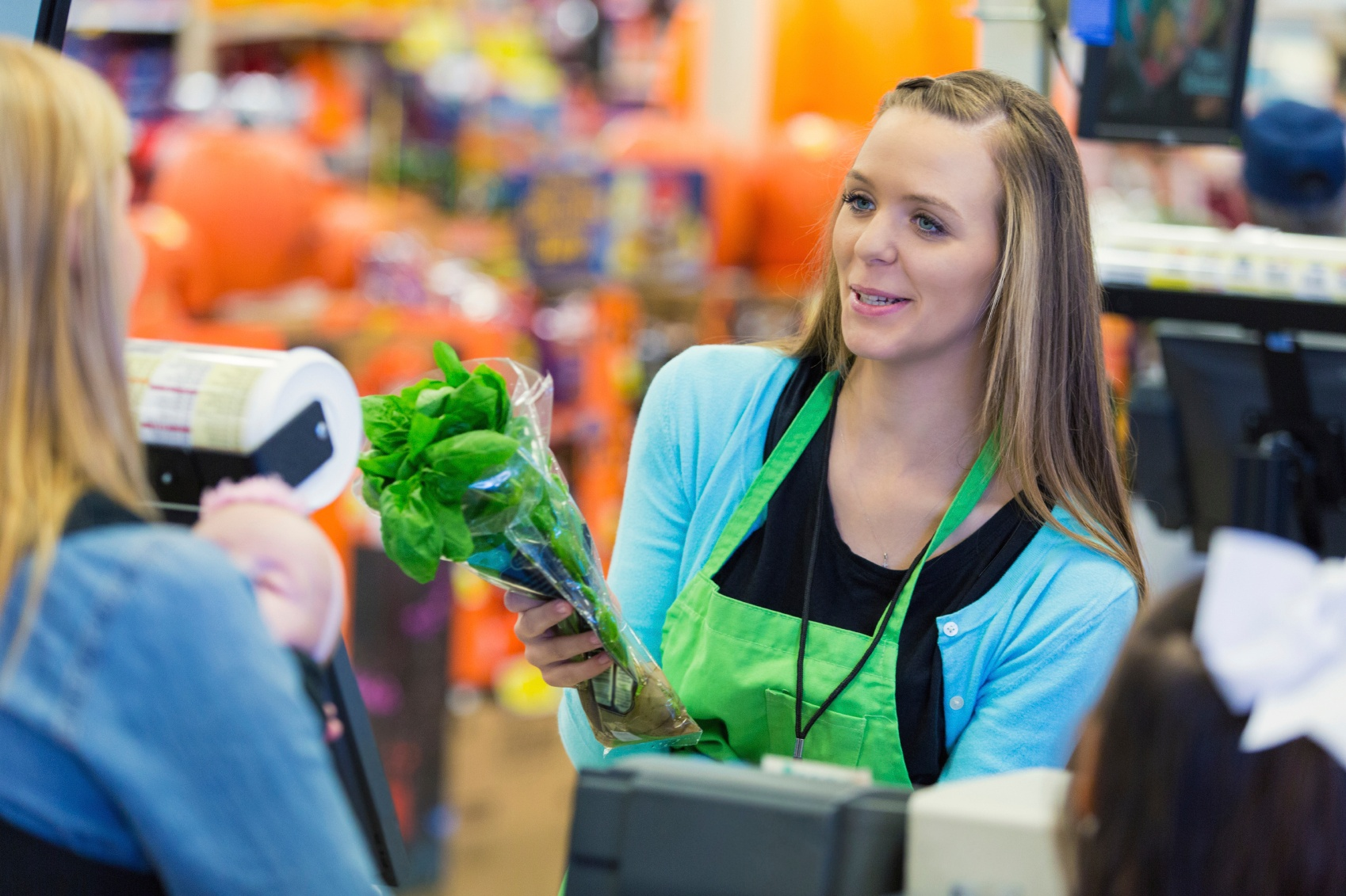 Grocery Solutions for small, median and large stores.