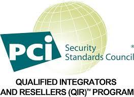 PCI QIR Certifiec