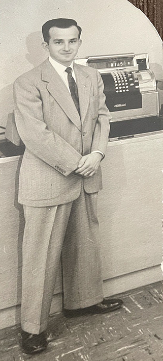 John Skurla with NCR