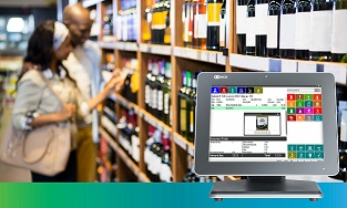 NCR Counterpoint for Grocery and Liquor Stores