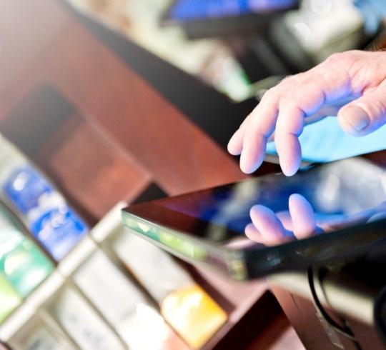 Touchscreen, Tablet & Mobile POS