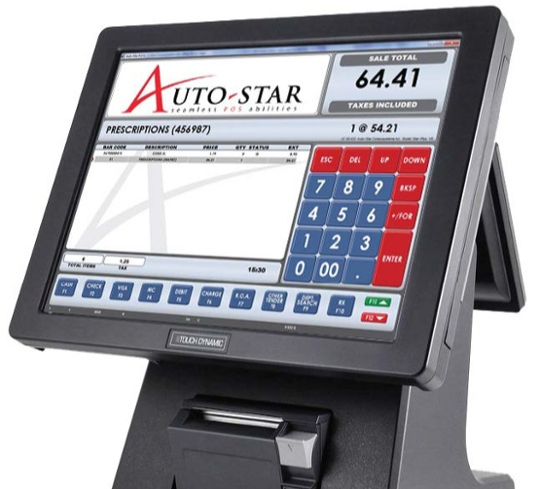 Auto-Star Grocery System