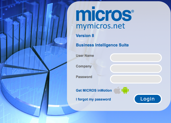 mymicros Business Intelligence