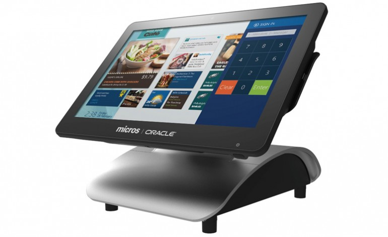 Oracle MICROS POS Workstation